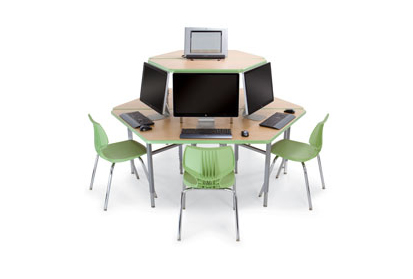 Computer Lab Furniture / Work Centers By Smith Systems