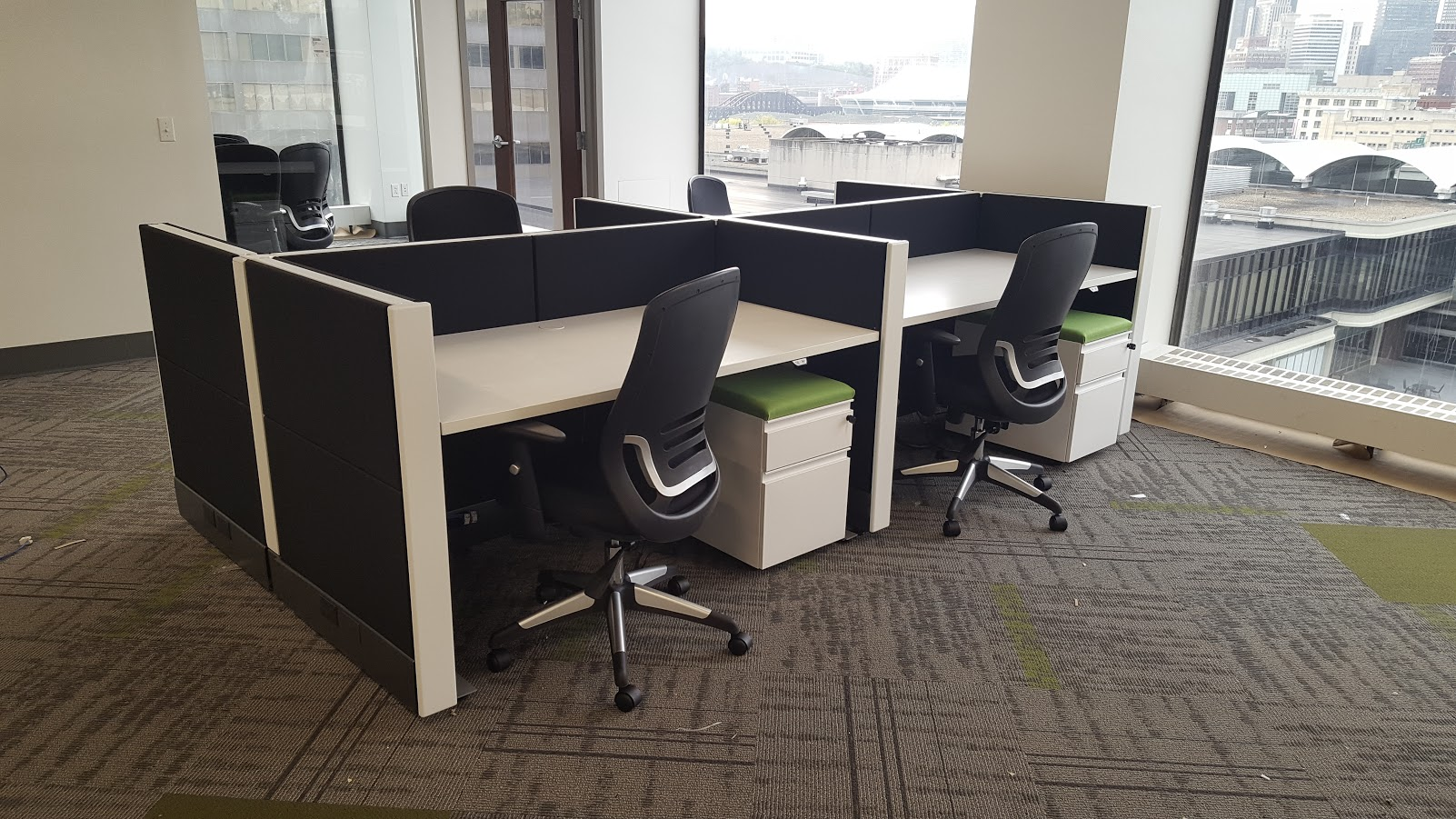 Remanufactured Workstations In Pittsburgh Matrix Solutions Case Study