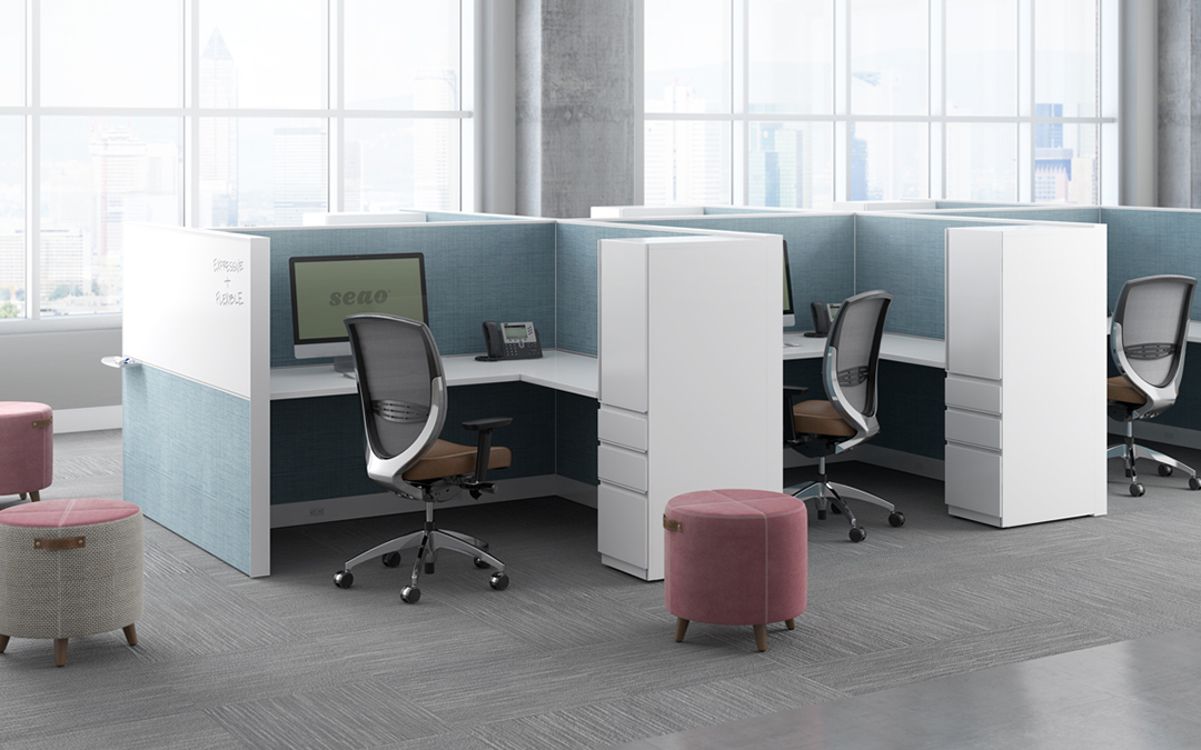 Office Furniture: Choosing The Right Office Cubicles For Your Company