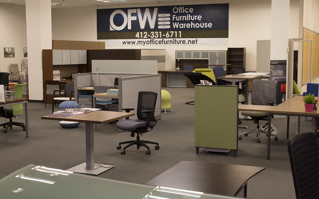 Working With a Pittsburgh Office Furniture Dealer vs. Buying Direct