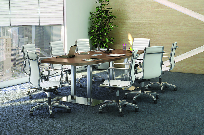 Office Source Bleecker Street Conference Table Office Furniture - Office source conference table
