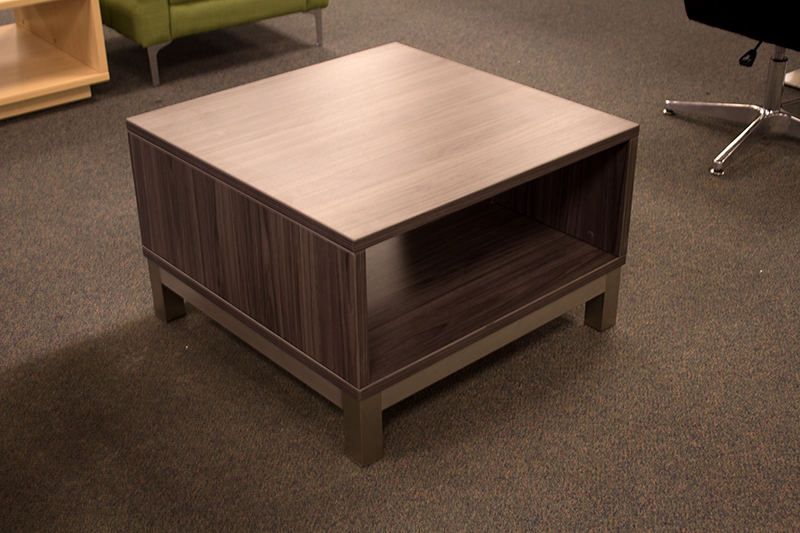 Office Source Laminate Pedestal Table