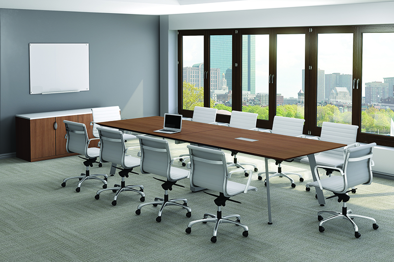 Office Source Slope Series Conference Table Office Furniture Warehouse