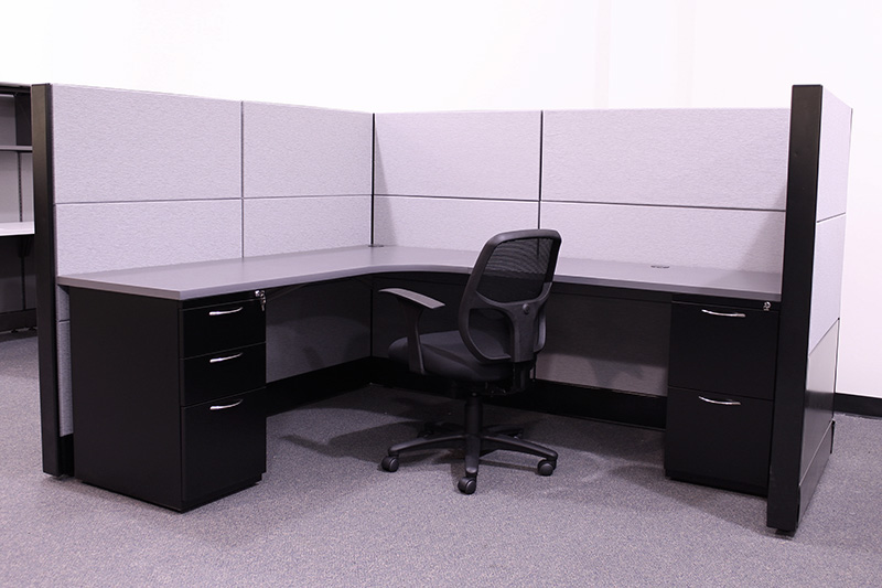 Remanufactured Herman Miller Ethospace Workstations