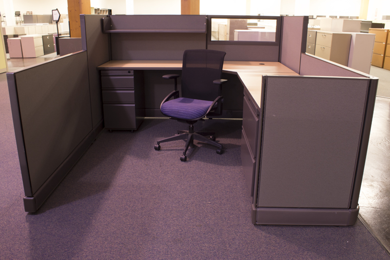 Herman Miller AO2 Used Cubicle
