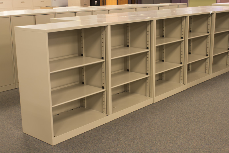 Used Steelcase Legal Size Bookcase